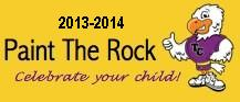 Click here to Paint the Rock for 2013-2014!