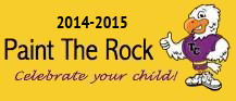 Click here to Paint the Rock for 2014-2015!