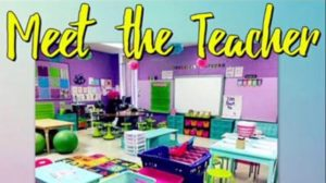 Meet The Teacher 2018